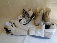Носки-вкладыши для взрослых