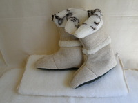 Носки-вкладыши для взрослых высокие