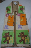 Одеяло-конверт детское